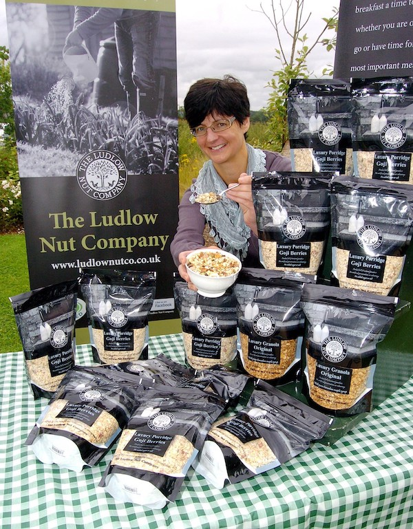 The Ludlow Nut Company
